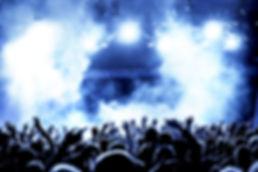 Bij het concert