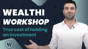 Workshop: The true cost of holding an investment