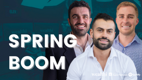 #113 Spring Boom Will Drive Australian Property Prices Further Up into 2022