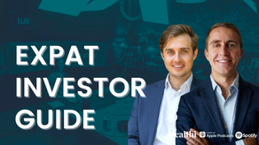 Expat Investor Guide for How to Buy Property Overseas
