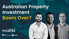 #89 Is the Australian Property Investment Boom Over? (Market Update 2021)