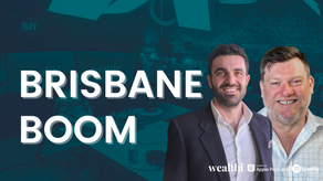 #111 Brisbane Property Prices is Booming Ahead of the Olympics 2032