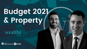 #88 Australian Budget 2021 and its Impact on Property Investing (InvestSMART Evan Lucas)