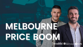 #112 Melbourne Property Prices Set to Lead Australia's Investment Boom in 2022