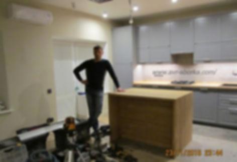 Частный сборщик кухни