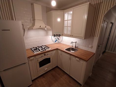 Сборка кухонного гарнитура IKEA