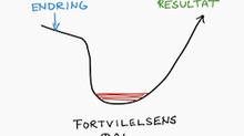 """Lederbrev #1 - Topptur fra """"fortvilelsens dal"""""""