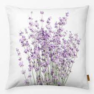 Outdoor Kissen textil—-Werk  50 x 50 cm  Lavendel