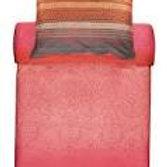 Bassetti Bettwäsche Nabucco P1 135 x 200 + 80 x 80 rot/orange/pink