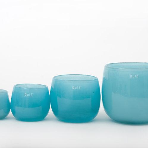 Dutz Pot  H7/D10 cm  Farbe aqua
