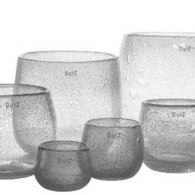 Dutz Pot  Clear Bubble