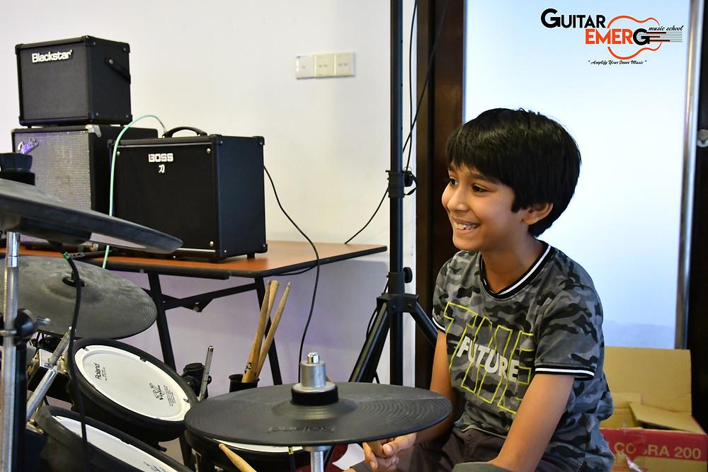 Sidarth (Drummer)