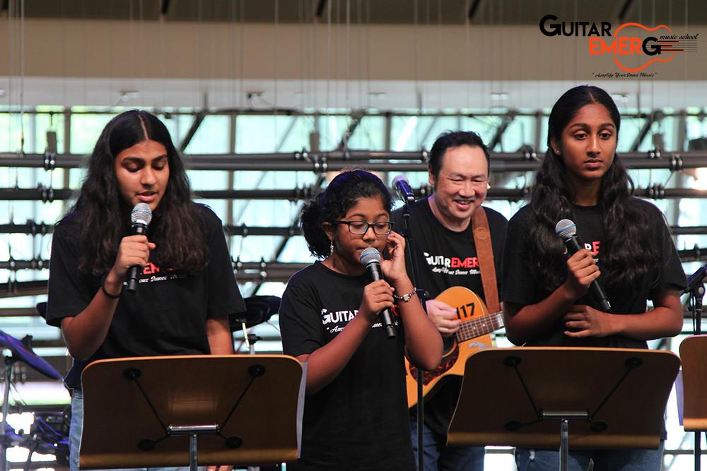 Mythili Nandini Tara on vocals