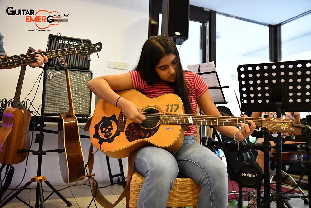 Anushka (Acoustic Guitarist)