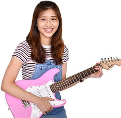 Guitar Lessons Singapore - Guitar Emerge ElectStudent