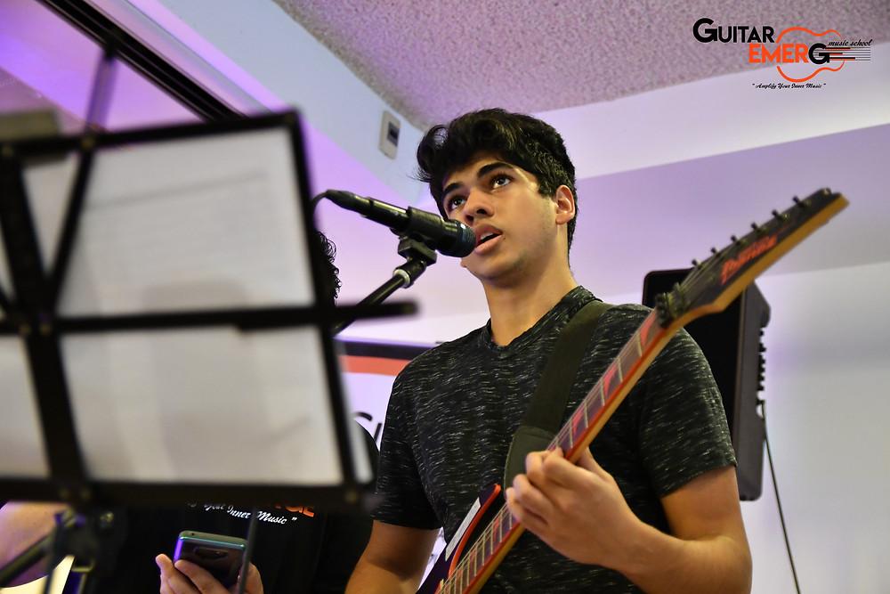 Abhijay (Singer / Electric Guitarist)