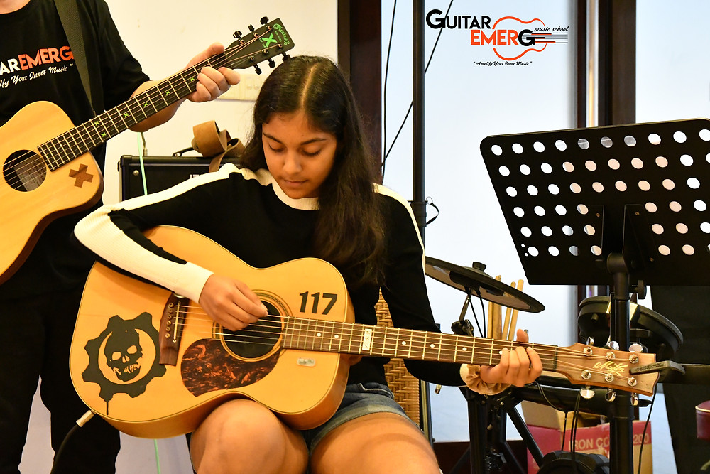 Sharanya (Acoustic Guitarist)