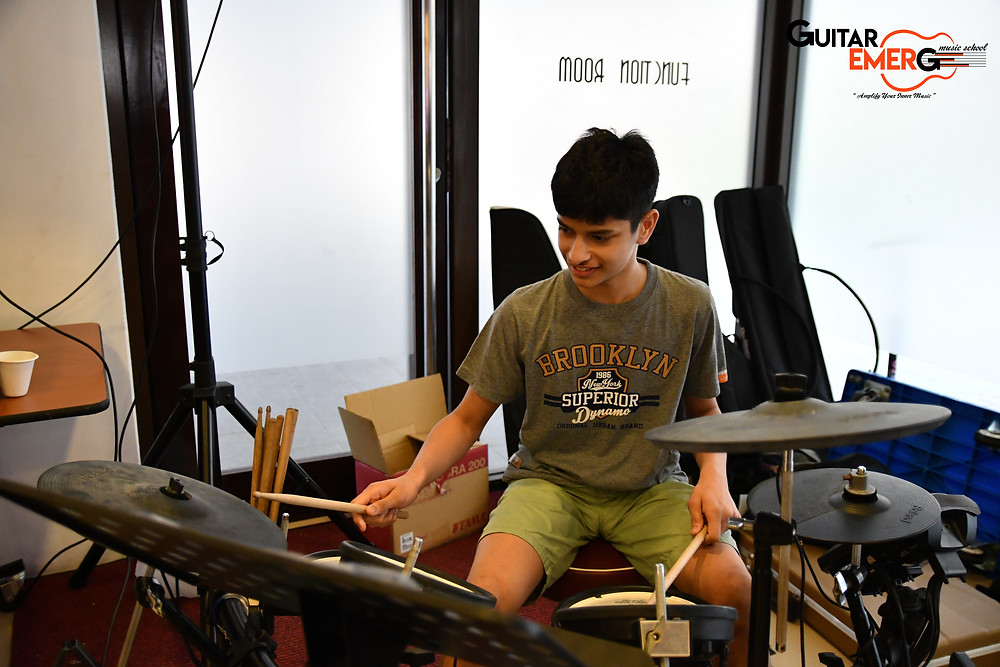 Advait (Drummer)