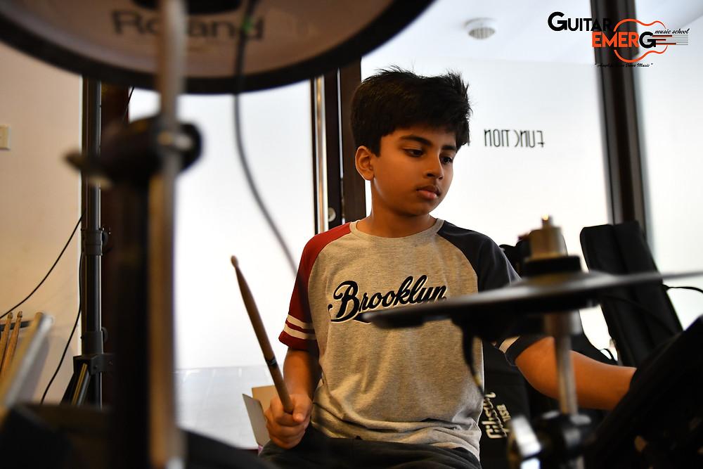 Vivek Drummer