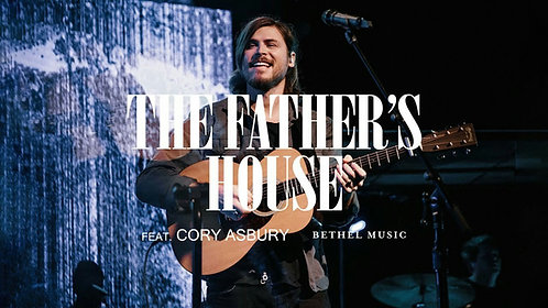 Father's House (Live) - Cory Asbury Solo Tabs