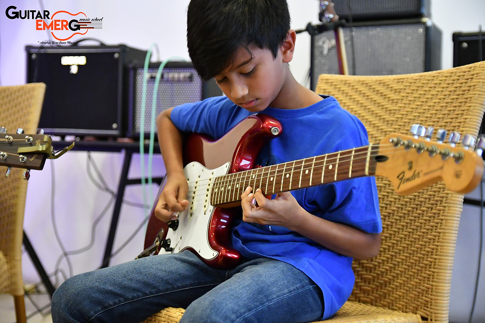 Agastya (Electric Guitarist)