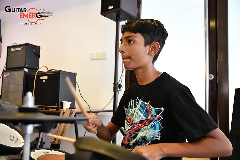 Vidyuth (Drummer)