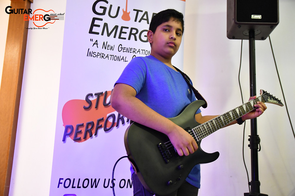 Vishy (Electric Guitarist)