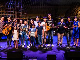 Vinnie Classroom & Guitar Emerge @ Esplanade - 1 Dec 2019