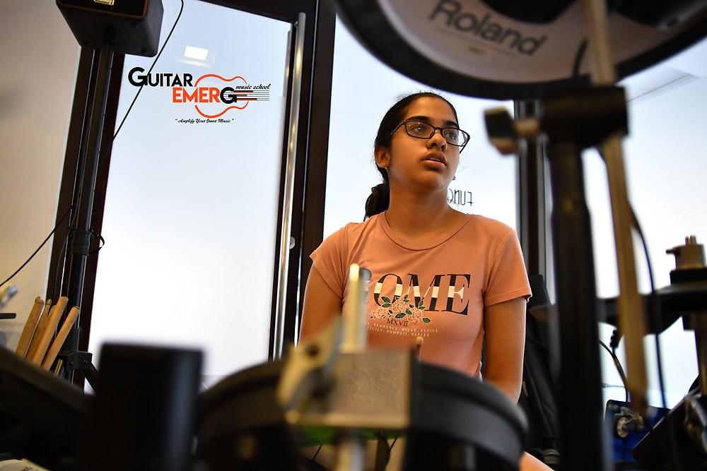 Anusha (Drummer)