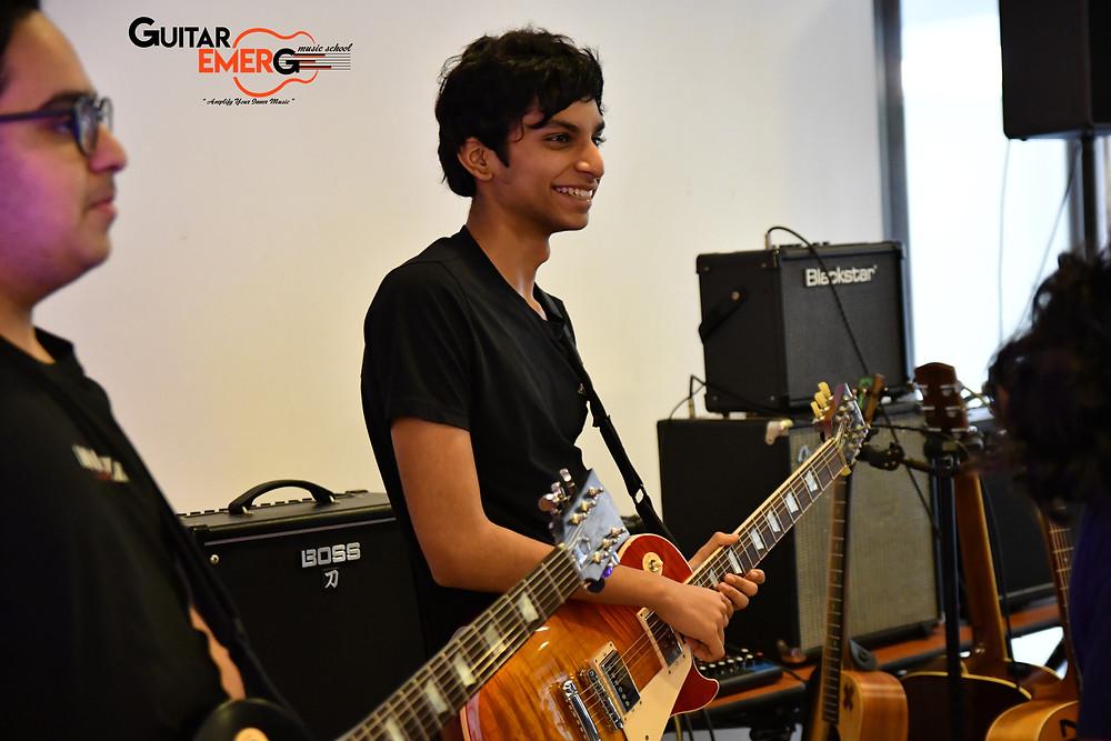 Maysam (Electric Guitarist)