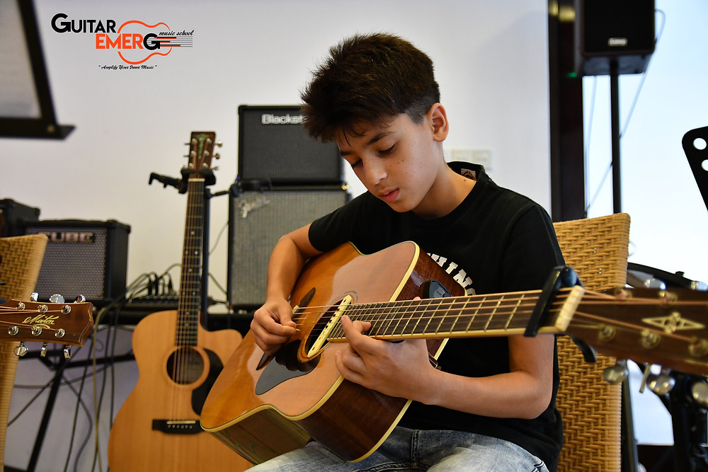 Aryan (Acoustic Guitarist)