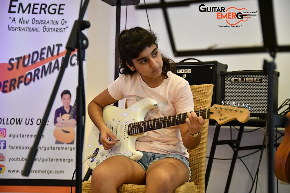 Trisha (Electric Guitarist)