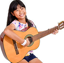 Guitar Lessons Singapore - Guitar Emerge Acoustic Guitar Students