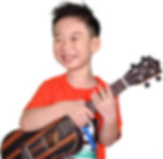 Singapore Ukulele Lesson for kids