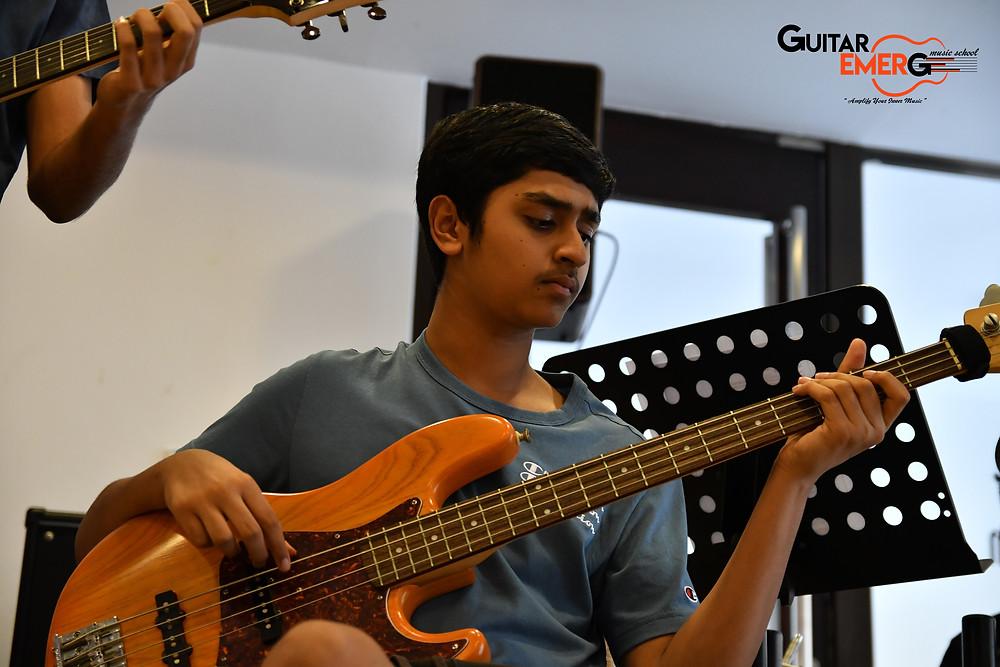 Kushan (Bassist)
