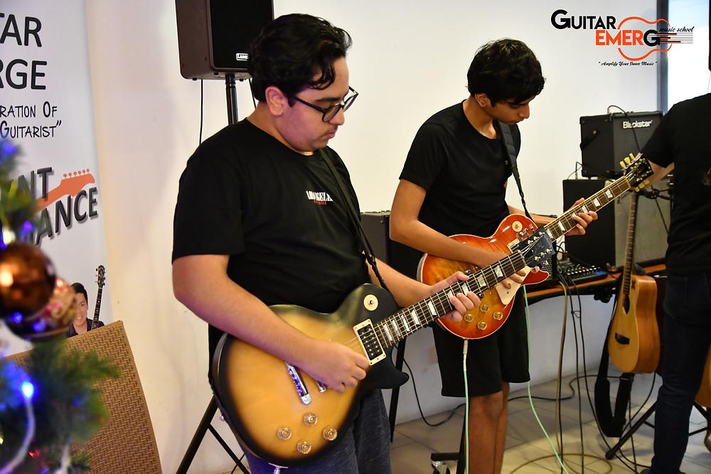 Rishit (Electric Guitarist)