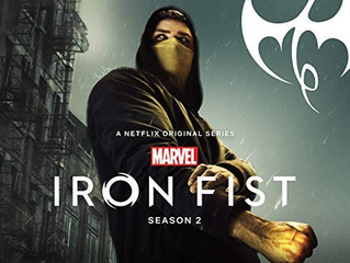 TFPB featured in Marvel's Iron Fist