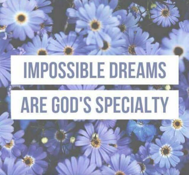 impossible dreams