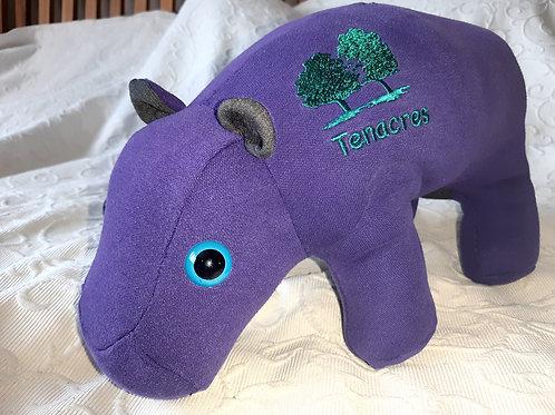 Hippo/Rhino Memory Keepsake