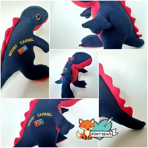 Dinosaur Memory Keepsake