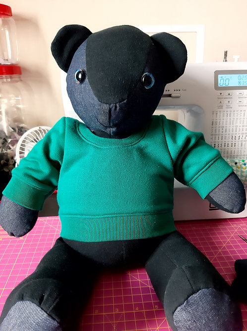 Bear Jumper Sewing Pattern