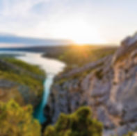 Lac de Sainte Croix Gorges du Verdon