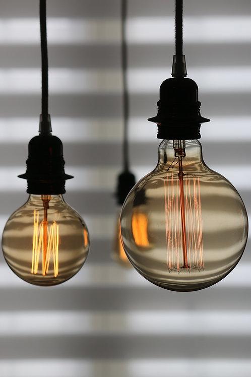 Light bulbs Retro