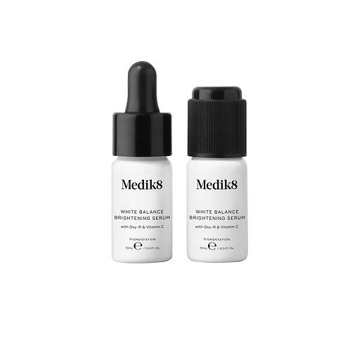 White balance brightening serum