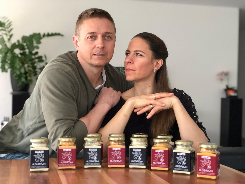 Tom und Sabina Sigrist von Chopf-Nuss