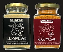 Nussmesan Classic & Smoky
