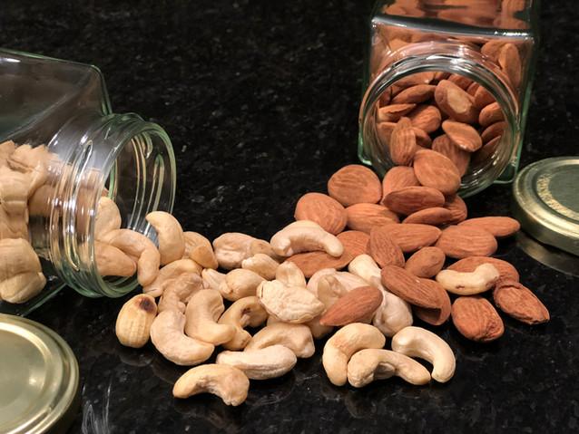 Cashews & Mandeln