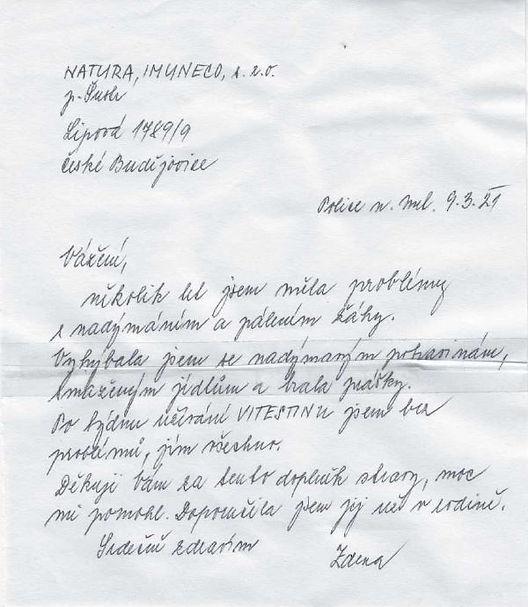Šváblová Zdena POLICE NAD METUJÍ - nadým