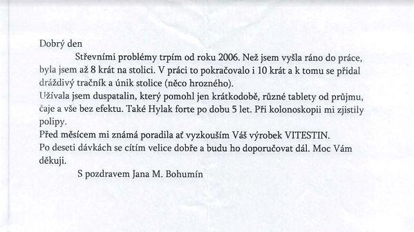 Mendrelová Anna BOHUMÍN - dr tracnik, pr