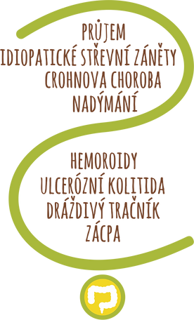 průjem střevní záněty crohnova choroba n